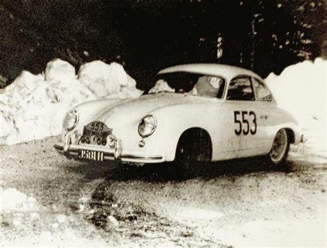 first porsche 356 first arrival 1953 porsche 356 vintage road racecar