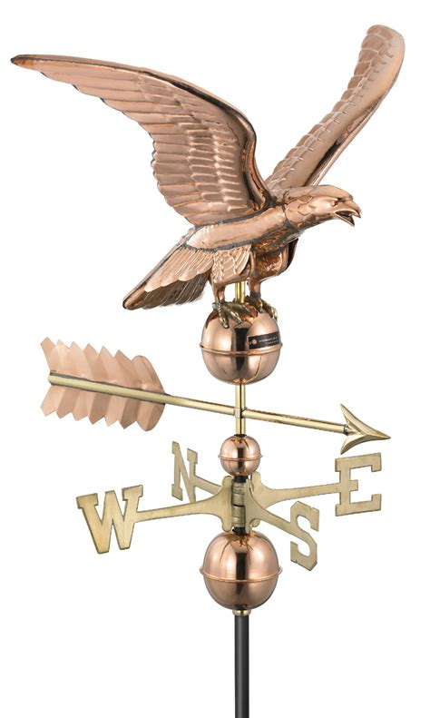 smithsonian weathervane eagle
