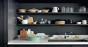 Rangement cuisine deco pour une cuisine sans placard for Deco cuisine pour meuble de rangement