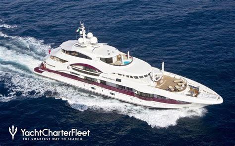 Yacht Quite Essential by Quite Essential Yacht Charter Price Ex Quinta Essentia