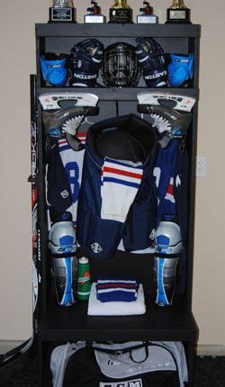 wood hockey lockers sports locker lockers hockey equipment
