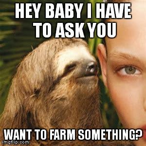 Whispering Sloth Meme - sloth meme whisper dragon