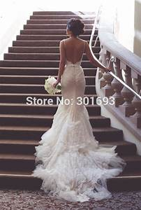 aliexpresscom buy oumeiya ow323 custom made low cut With low cut back wedding dresses