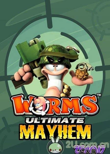 [PC Game] Worms Ultimate Mayhem-SKIDROW 1GB - Mediafire ...