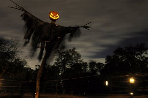 scary halloween decorations ideas pictures