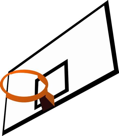 basketball hoop backboard clipart basketball backboard clipart clipart panda free