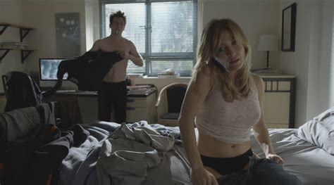 Naked Sasha Alexander In Shameless Us