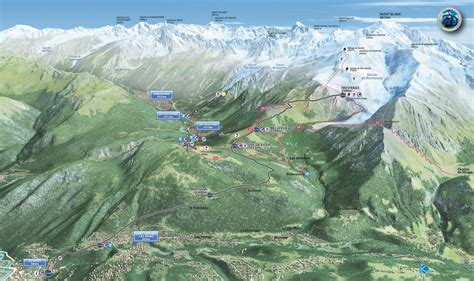 chamonix mont blanc complete visitor information