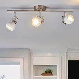 luminaire plafonnier cuisine lustre suspension cuisine With carrelage adhesif salle de bain avec spot led gu10 castorama