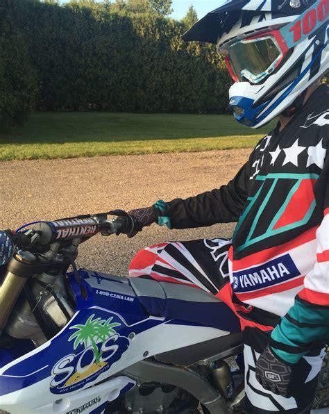 personalized motocross gear fctn quot fusion quot motocross gear set custom apparel inc