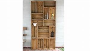 Plan Meuble Palette : meuble en palette plan with meuble en palette plan ~ Dallasstarsshop.com Idées de Décoration
