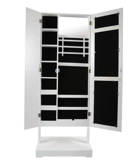 Ikea Armoire With Mirror by Ikea Standing Jewelry Armoire Mirrors With Drawer 58 60