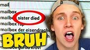 """""""DID YOUR SISTER DIE!?"""" (QnA w/ Jack) - YouTube"""