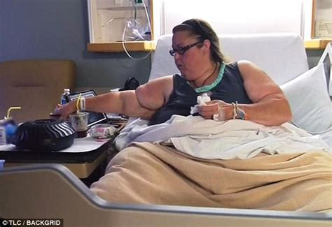 Morbidly Obese Couple Have Sex For The First Time Daily
