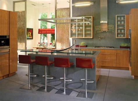 high chair for island kitchen d 233 couvrez nos 84 jolies propositions pour cuisine avec bar 7031