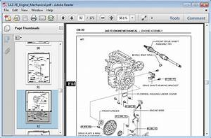Toyota  U2013 Auto Repair Service Manual