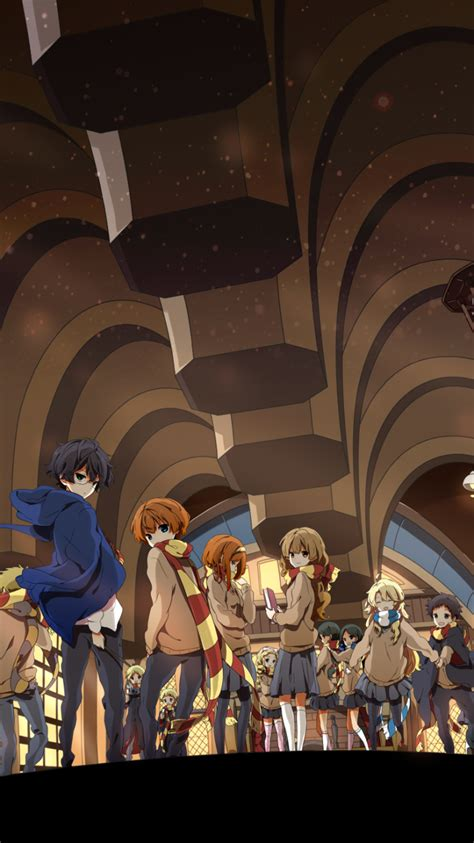 Harry Potter Anime Wallpaper - harry potter anime wallpaper www pixshark images