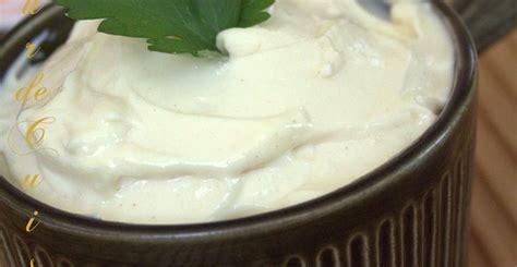 cuisine cr駮le facile mayonnaise fait maison rapide et facile amour de cuisine