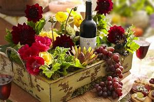 How To Host A Wine Tasting Party | Julie's Floral ...