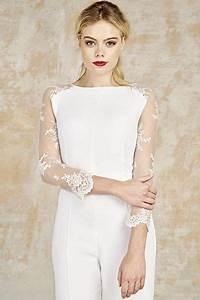 Standesamt Kleidung Damen : alternative looks for modern brides hosenanzug standesamt und jumpsuit damen ~ Orissabook.com Haus und Dekorationen