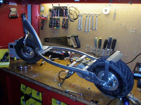 story electric bicycle born stuff build