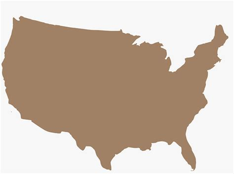 American Clipart Free Vector Graphic America Map Usa Free Image On