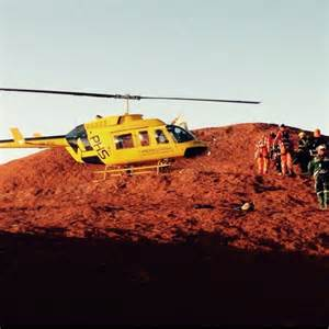 Taiwanese Tourist Recovering After Night Trapped Uluru