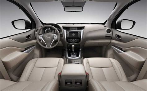 nissan frontier 2016 interior 2018 2019 new best trucks