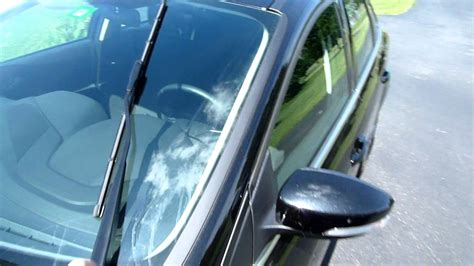 ford focus windshield wiper feature youtube