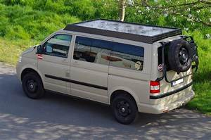 Vw T6 Dachträger : bilder umgebauter volkswagen transporter t5 terranger ~ Kayakingforconservation.com Haus und Dekorationen