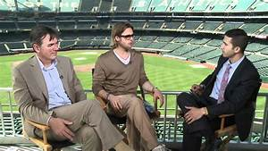 Money Ball: David Nuno Interviews Brad Pitt & Billy Beane ...
