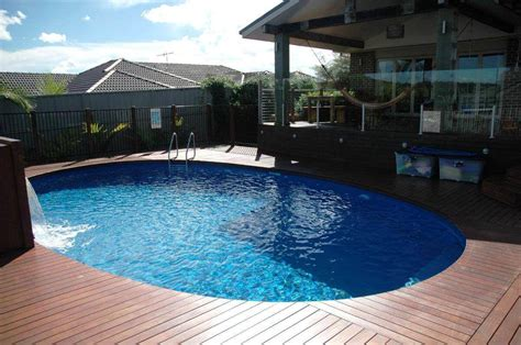 Oval Swimming Pools Above Ground