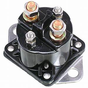 New Warn 72631 Replacement Solenoid Each 28396 Winch Relay Fast Shipping