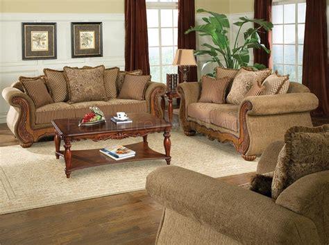 light living room furniture traditional chenille living room savonna u140 light brown