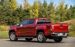Chevrolet Colorado  Gmc Canyon Lose Their Manual