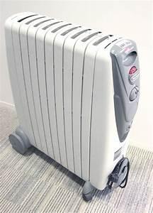 Radiateur Electrique Meilleur Marque : radiateur a bain dhuile electrique de marque delonghi ~ Premium-room.com Idées de Décoration