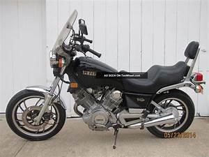 1983 Yamaha Virago 920 Cc  Black