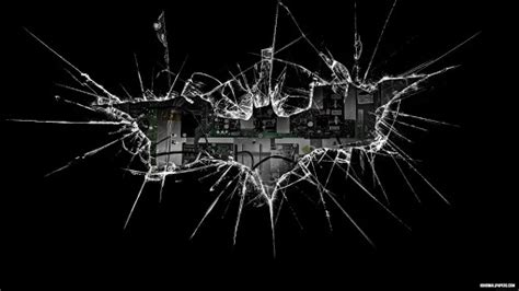 Broken cell phone screen that expose the pcb board from the inside with glowing effect. 49+ UHD Phone Wallpaper on WallpaperSafari