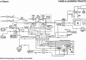 John Deere 4040 Ignition Wiring Diagram