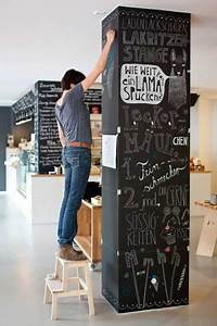Tafel Küche Kreide : creative interior decorating ideas 26 black chalkboard paint projects wall dsgn k che ~ Bigdaddyawards.com Haus und Dekorationen