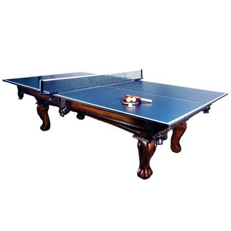 ping pong table accessories table tennis conversion top by presidential billiards