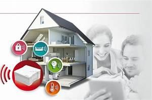 Objet Connecté Maison : maison connect e thombox thombox objet connect ~ Nature-et-papiers.com Idées de Décoration
