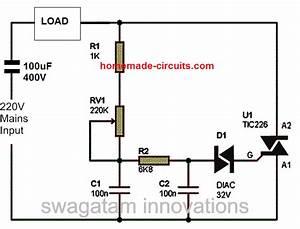 How To Make A 220v To 110v Converter Circuit