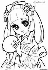 Coloring Pages Manga Force Printable Glitter Colouring Disney Adult Gacha Anime Flickr Books Info Princess Ru Sheets Page53 Inspirational Artwork sketch template