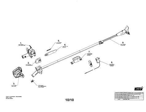 Remington Electric Chainsaw Parts Diagram, Remington, Free