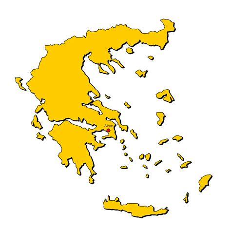 Griechenland | Landkarten kostenlos – Cliparts kostenlos