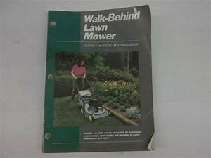 Walk Behind Lawn Mower Service Manual John Deere Cub Cadet