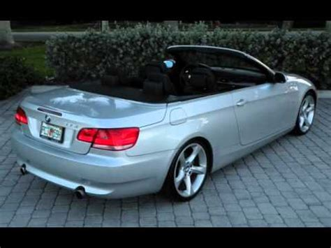 2009 Bmw 335i Convertible by 2009 Bmw 335i Convertible Ft Myers Fl For Sale In Fort