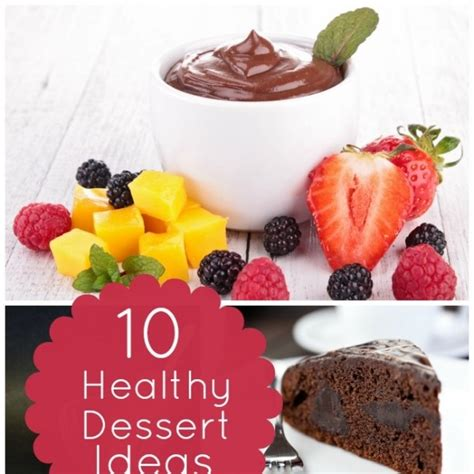 healthiest dessert options 10 healthy dessert recipes spaceships and laser beams