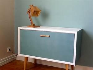 Meuble Style Scandinave : un meuble au design scandinave indus home factory ~ Teatrodelosmanantiales.com Idées de Décoration